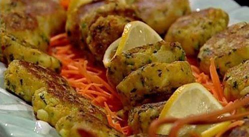 وصفة لتحضير باتيه البطاطس والروبيان بطريقة صحية