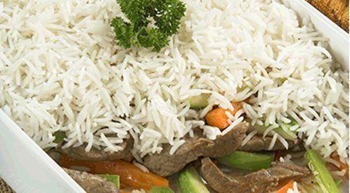 وصفة لتحضير أرز باللحم و الخضراوات بطريقة صحية