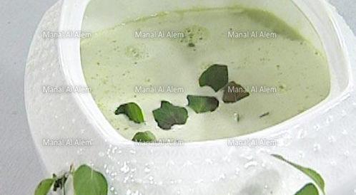 وصفة لتحضير شوربة البازيلا بطريقة صحية