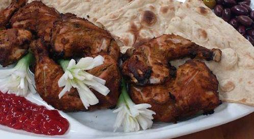 وصفة لتحضير دجاج تندوري بطريقة صحية