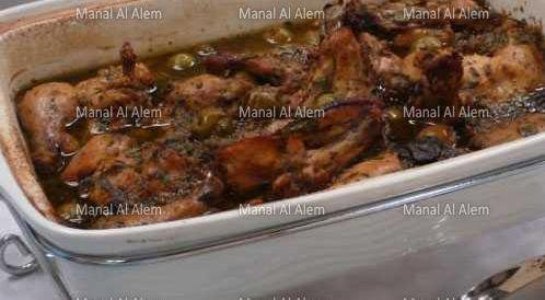 وصفة لتحضير دجاج ماربيللا بطريقة صحية