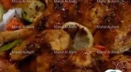 وصفة لتحضير الدجاج المحمص المشوي بطريقة صحية