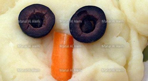 وصفة لتحضير بطاطس بوريه بطريقة صحية