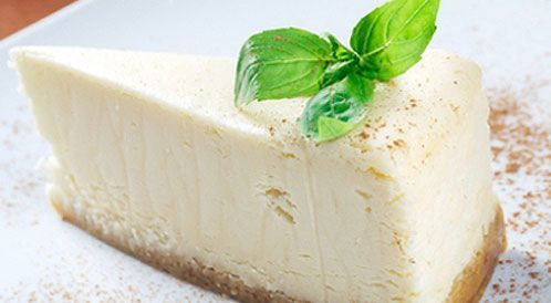 وصفة لتحضير كعكة الجبنة بطريقة صحية