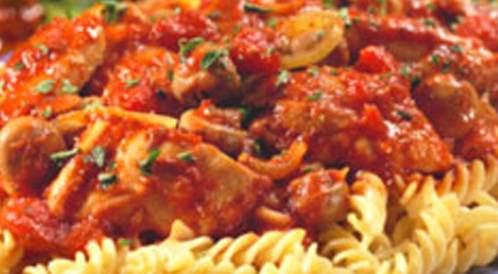 وصفة لتحضير الدجاج الإيطالي بطريقة صحية