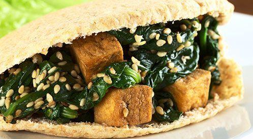 """وصفة لتحضير شطيرة """"روبن"""" النباتية مع الصلصة الروسية بطريقة صحية"""