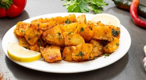 البطاطا الحارة