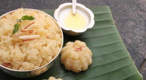 حلويات هندية بالسميد