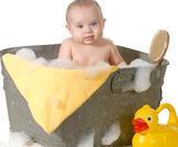 حمام الطفل