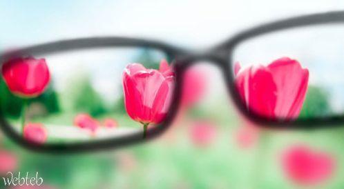 ضعف النظر المرافق للتقدم في السن