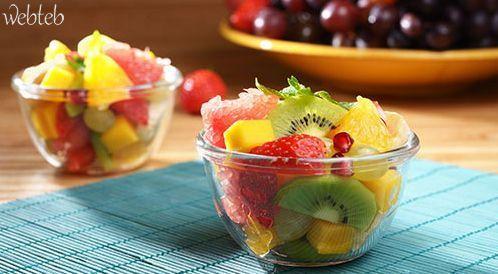 شاهد بالصور: 5 وصفات صحية من الفواكه الطازجة