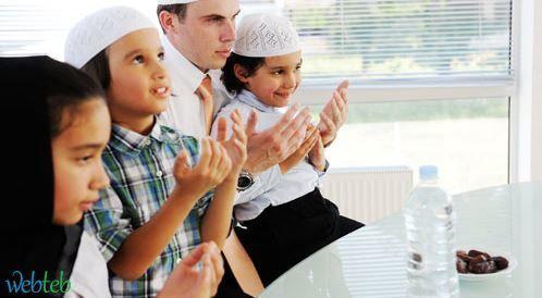 بالصور: توصيات ويب طب حول صيام الاطفال في رمضان