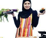 اتباع رجيم صحي في شهر رمضان