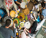 تجنب مشاكل الهضم في رمضان