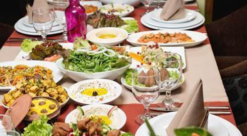 التغذية السليمة لتجنب مشاكل الهضم في رمضان