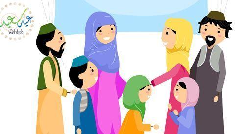 عيد الفطر السعيد: فرحة وصحة
