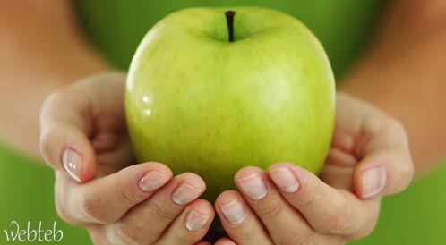 فائدة التفاح لجسمك عظيمة!