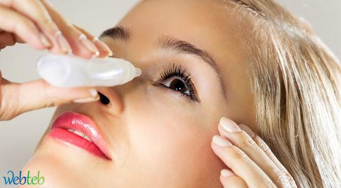 اسباب جفاف العين تنبع من كافة انحاء الجسم!