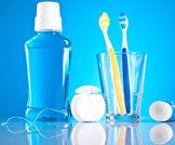 التنظيف الكامل للاسنان