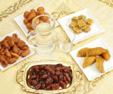 بالصور: حلويات رمضان