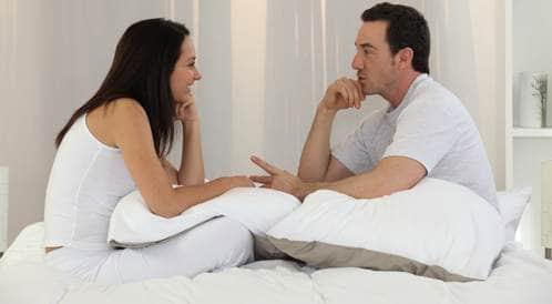 نصائح للتمتع بعلاقة زوجية جيدة لمرضى سلس البول