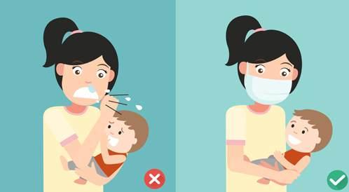 كيف تحمين طفلك من الانفلونزا؟