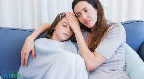 نصائح للحفاظ على صحة طفلك في موسم الانفلونزا