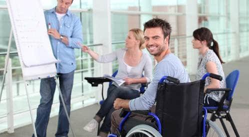 مشاهير من ذوي الاحتياجات الخاصة غيروا العالم
