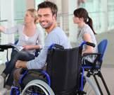 مشاهير من ذوي الاحتياجات الخاصة