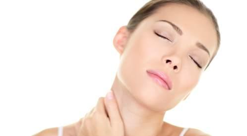 العلاج المنزلي لتصلب والام الرقبة
