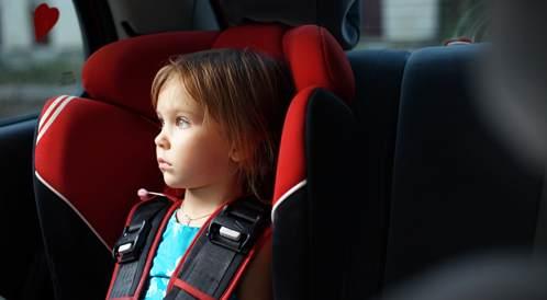 منعا لحدوث مصيبة.. نصائح كي لا تنسوا اطفالكم في السيارة