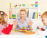 العدوى في رياض الاطفال