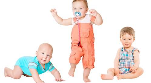 كيف ينمو طفلك خلال السنة الأولى من عمره؟