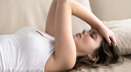 بالصور: أعراض التعب المزمن