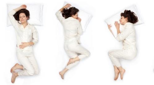 وضعية نومك وشخصيتك