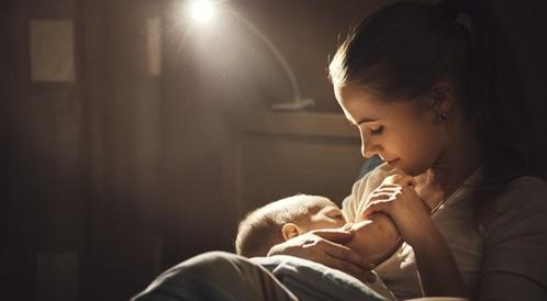 خرافات حول الرضاعة الطبيعية