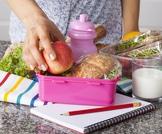 كيف تعدين وجبة صحية للمدرسة؟