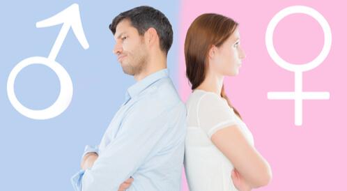 الفرق بين المرأة والرجل في الجنس