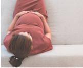 أعراض الولادة بالصور