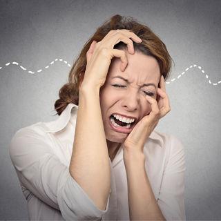 حالات التوتر والضغوطات النفسية