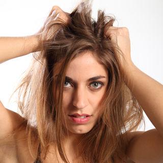 ترقق الشعر
