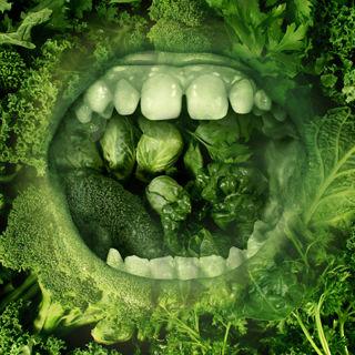 الخضار ذات الاوراق الخضراء