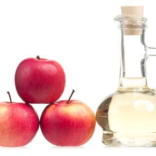 التفاح وخل التفاح