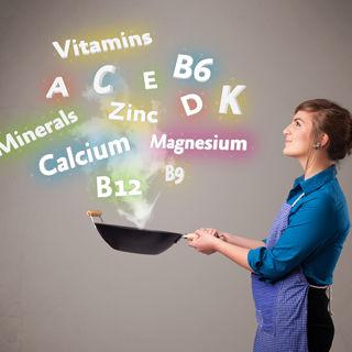 أهم المعادن والفيتامينات لصحة طفلك