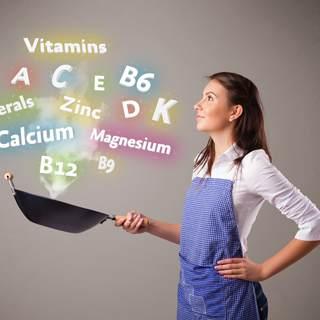 الفيتامينات القابلة للذوبان في الدهون