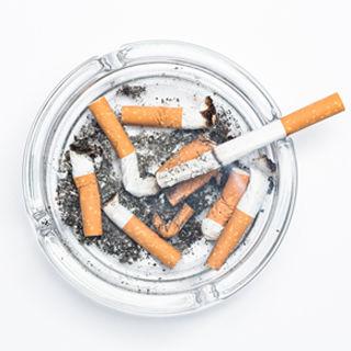 الابتعاد عن التدخين