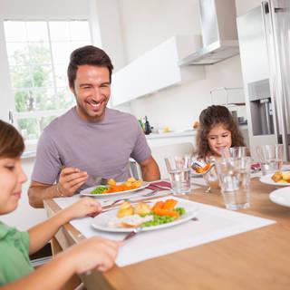 الوجبات العائلية