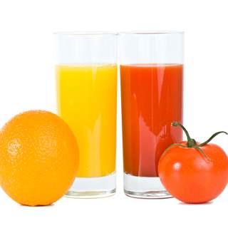 المشروبات والأطعمة الحمضية