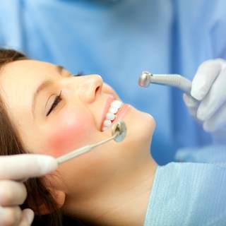 علاج الأسنان المفرط