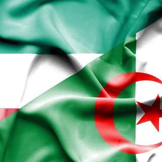 الجزائر والكويت